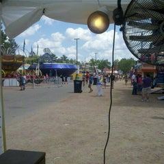 Photo taken at Wisconsin Valley Fair by Michael L. on 8/2/2012