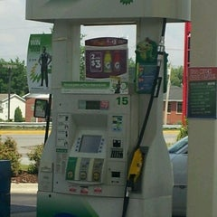 Photo taken at BP by Kiersten H. on 7/20/2012