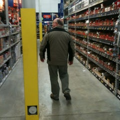 Photo taken at Lowe's Home Improvement by Jeremy on 3/3/2012