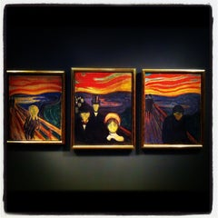 Photo taken at Munch-museet by Mariana L. on 8/28/2012