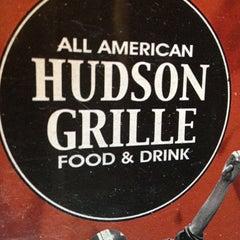 Photo taken at Hudson Grille by Silke G. on 5/27/2012