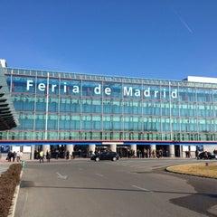 Photo taken at IFEMA (Feria de Madrid) by Johannes F. on 3/7/2012