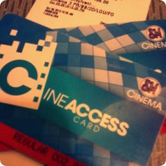 Photo taken at SM Cinemas Megamall by isthatxier on 10/6/2012