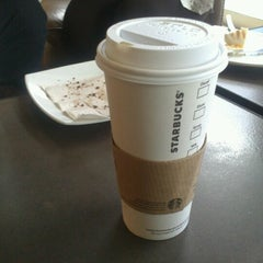 Photo taken at Starbucks Coffee by Andre G. on 2/4/2013