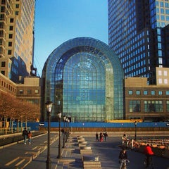 Photo taken at Brookfield Place by Raul B. on 10/22/2014