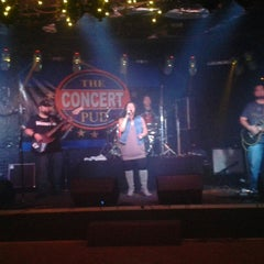 Photo taken at The Concert Pub by Juanma C. on 12/1/2014