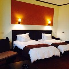 Photo taken at Hotel International by Sinem A. on 6/12/2015