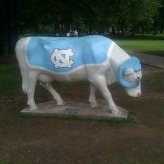 Photo taken at University of North Carolina at Chapel Hill by Bill B. on 9/30/2012
