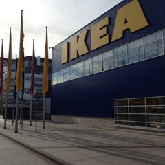 Photo taken at IKEA by クリスティーナ on 11/7/2012