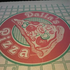Photo taken at Dalia's Pizza, Pasta and Subs by L Jp M. on 6/6/2013