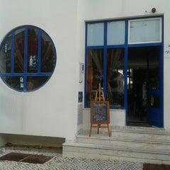 Photo taken at Bule da Arrábida by Raquel A. on 11/8/2013