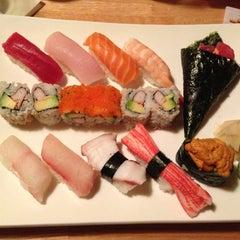 Photo taken at Sakura Japanese Restaurant by Sean D. on 3/31/2013