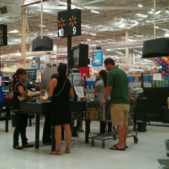 Photo taken at Walmart by Ignacio G. on 6/15/2013