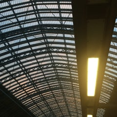 Photo taken at London St Pancras International – Eurostar Station by Dominic H. on 9/2/2015