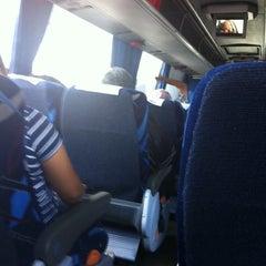 Photo taken at Terminal de Autobuses de Zitacuaro by Danny F. on 5/4/2014
