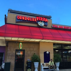 Photo taken at Gondolier Pizza by Cyndee H. on 7/20/2015
