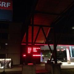 Photo taken at Schweizer Radio SRF Studio by Stefanos A. on 3/1/2014