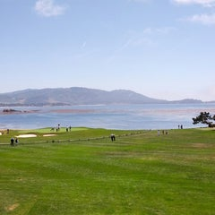 Photo taken at The Lodge at Pebble Beach by Jeromy H. on 5/12/2013