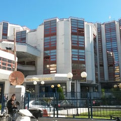 Photo taken at University of Piraeus by Melina B. on 1/29/2014