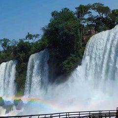 Photo taken at Parque Nacional de Iguazú by Visit Argentina on 9/5/2013