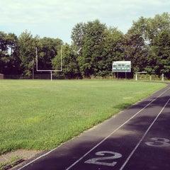 Photo taken at Reynolds Field by Gregg W. on 7/26/2014