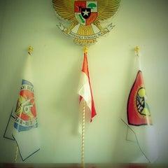 Photo taken at SMA Negeri 16 Makassar by Ezra A. on 12/4/2013