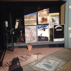 Photo taken at Macon Film Festival Headquarters by Candace G. on 3/1/2014