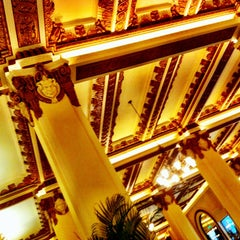 Photo taken at The Peninsula Hong Kong 香港半島酒店 by Patrick P. on 1/20/2013