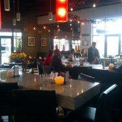 Photo taken at Pizza Republica by Jon L. on 10/20/2012