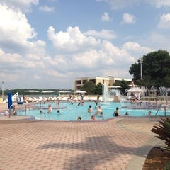 Photo taken at Contemporary Resort Pool by Barbara S. on 5/25/2014