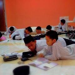 Photo taken at Sekolah Agama Bandar Seri Alam by Ian Y. on 3/15/2013