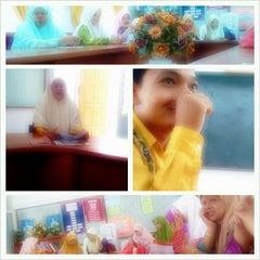 Photo taken at Sekolah Agama Bandar Seri Alam by Ian Y. on 5/16/2013