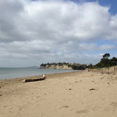 Photo taken at Long Bay Regional Park by at T. on 10/4/2012