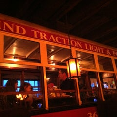 Photo taken at The Old Spaghetti Factory by Becky M. on 11/19/2012