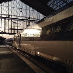 Photo taken at Gare SNCF de Paris Austerlitz by Cyprien B. on 2/3/2015