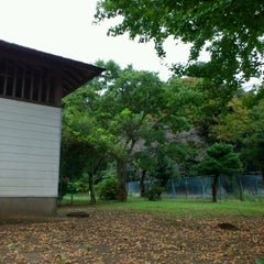 Photo taken at 伊能忠敬の像 by no-chan on 10/7/2012