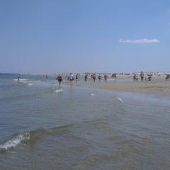 Photo taken at Crane Beach by Yuri K. on 5/31/2013