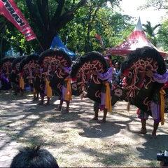 Photo taken at Kebun Binatang Surabaya (KBS) by SamSoeL K. on 8/17/2013