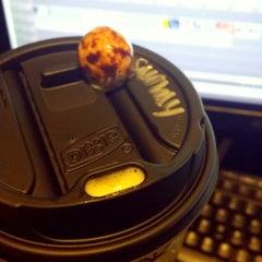 Photo taken at Bibo Coffee Co. by Rezfilmbuff on 1/21/2014