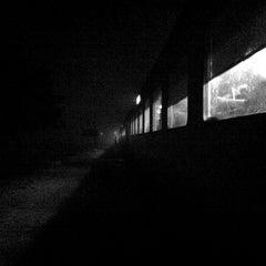 Photo taken at Etawah Railway Station by Dhruv A. on 12/25/2012