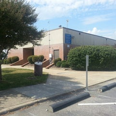 Photo taken at Naval Station Norfolk Pass and I.D. Office by Amy S. on 9/16/2013