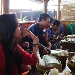 Photo taken at Rumah Makan Carita by Alfin r. on 1/12/2014