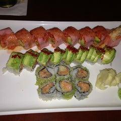 Photo taken at Kazu by Brett O. on 11/14/2012