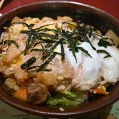 Photo taken at Mo Mo Sushi by Mimi G. on 12/3/2014