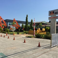 Photo taken at HEXINDO Training Center Building by Yulianus L. on 8/10/2015