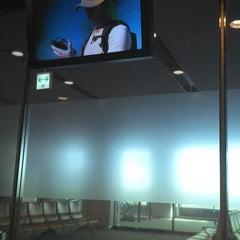 Photo taken at NRT - GATE 53 (Terminal 1) by Tobias D. on 12/5/2013