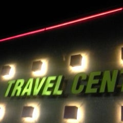 Photo taken at Pilot Travel Center by April C. on 12/24/2013