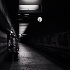 Photo taken at Passante Porta Garibaldi (linee S) by triso on 9/26/2013