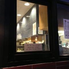 Photo taken at Wally's Burger Express by Robert G. on 3/28/2013
