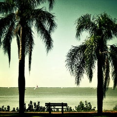 Photo taken at Clube Veleiros do Sul (VDS) by André S. on 1/7/2013